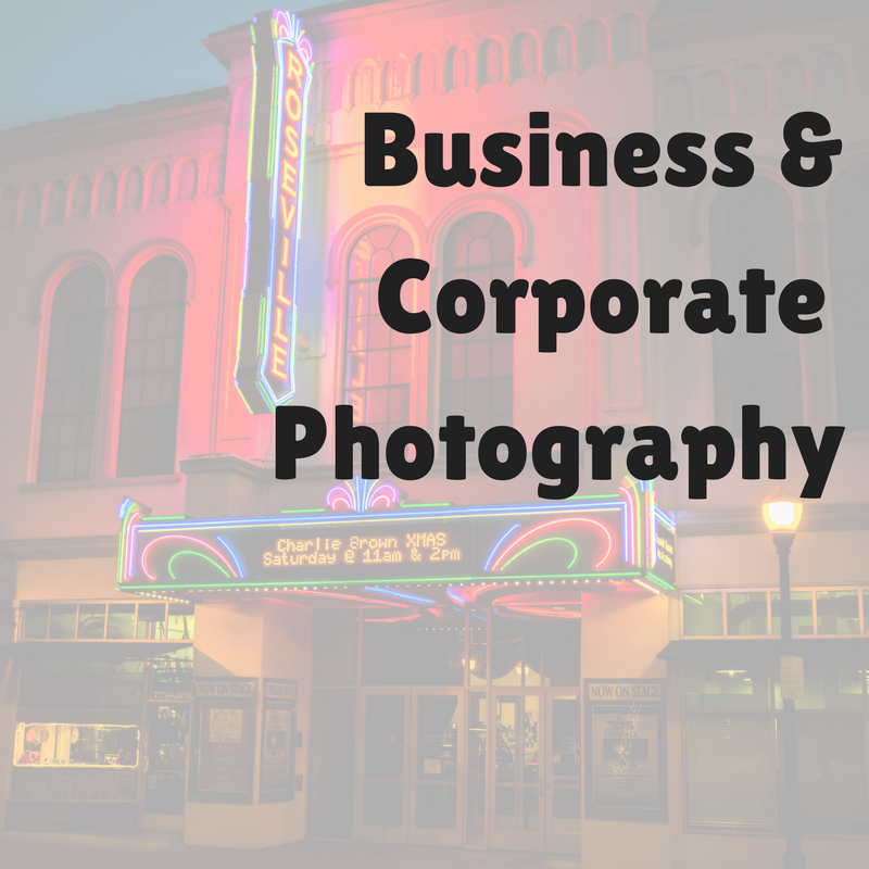Business and Corporate Photography