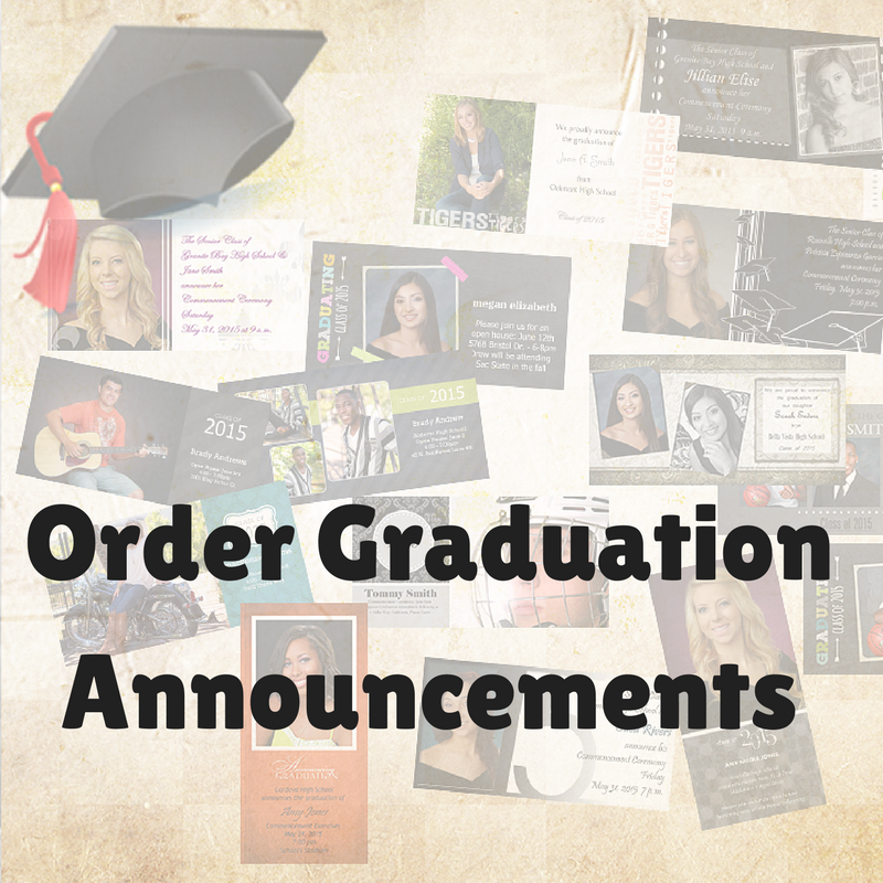 Order Graduation Announcements