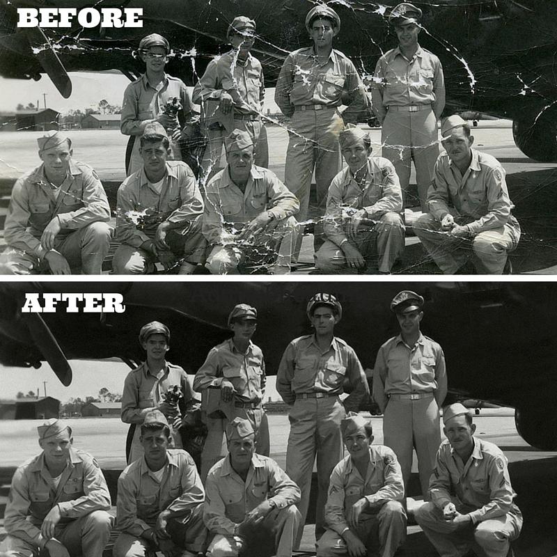 soldier restoration