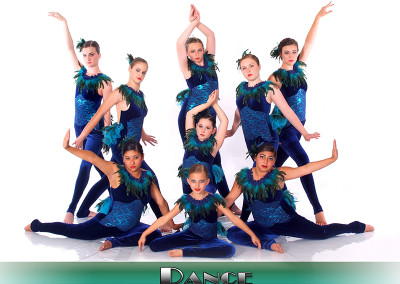 Dance Group Photo