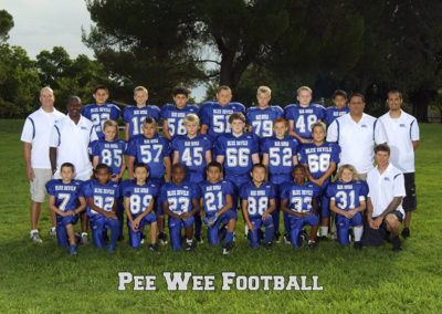 pee-wee-football-group