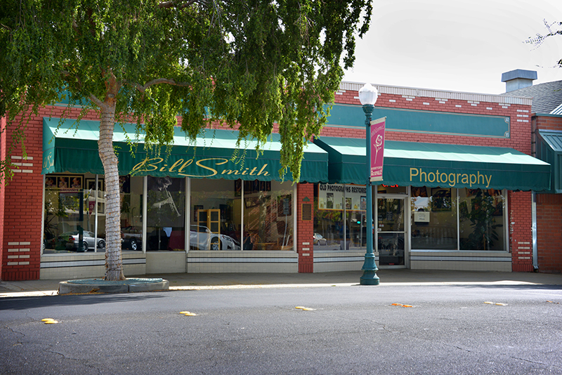 Photo of the Roseville studio location